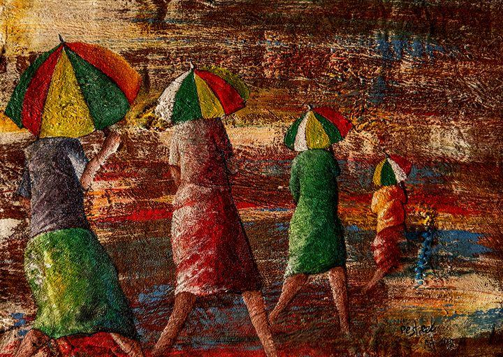 Original water walk 2018 - Destreet Art Gallery Africa