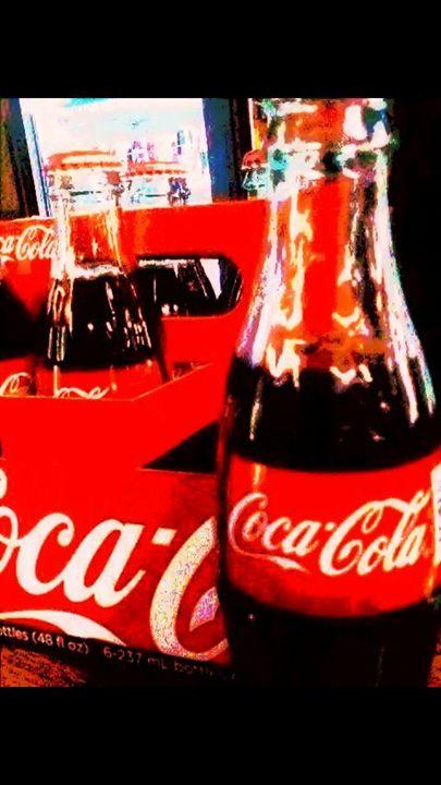 Share a Coke - Eric Steele