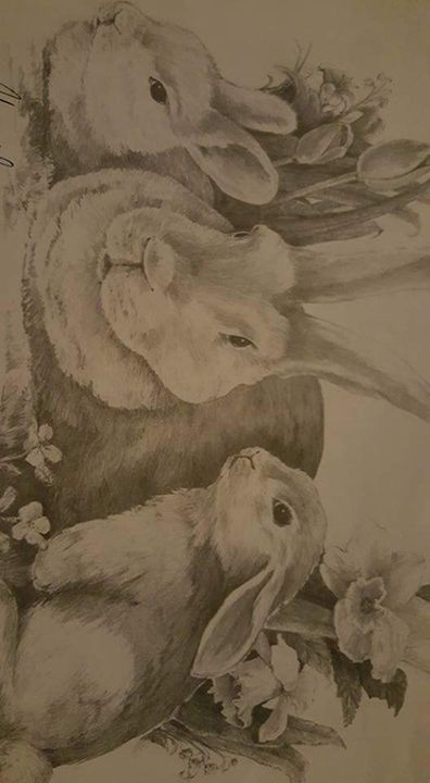 Rabbit - Joshua Osswald
