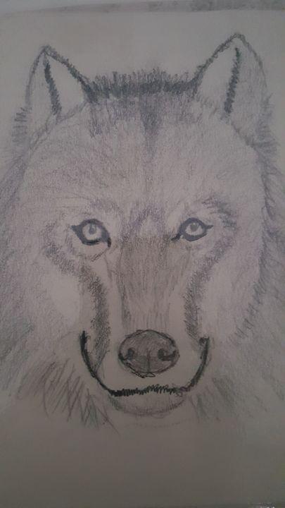 Wolf - Joshua Osswald