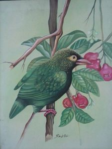 The Green Bird