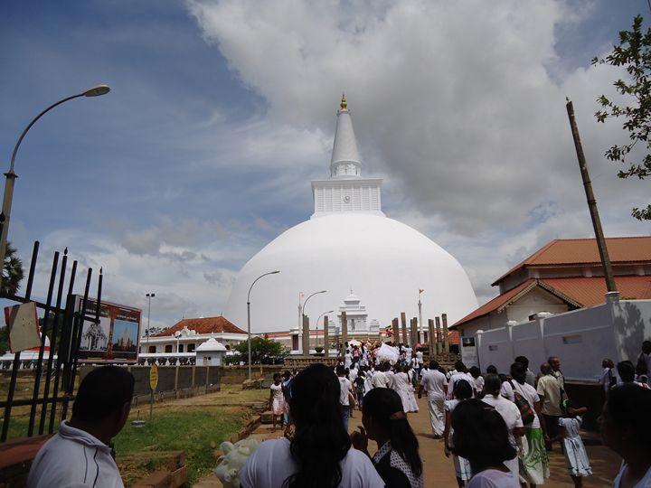 Ruwanmaliseya (Dageba) - Arunadeepa Lelwala