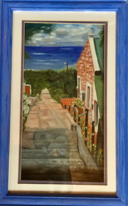 Jacobs ladder 2 - A.M.Gallery