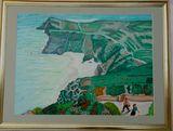 Landscape,beach scenery
