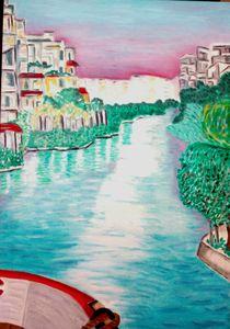 Waterfront boatride