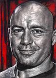 Joe Rogan Origial Drawing