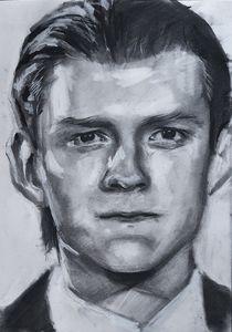 Tom Holland Drawing