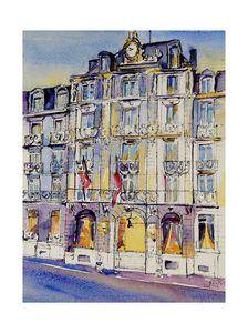 Grand Hotel La Cloche Dijon - MGalle