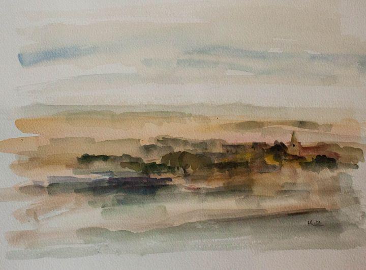 Flemish Landscape 02 - Erwin Libbrecht