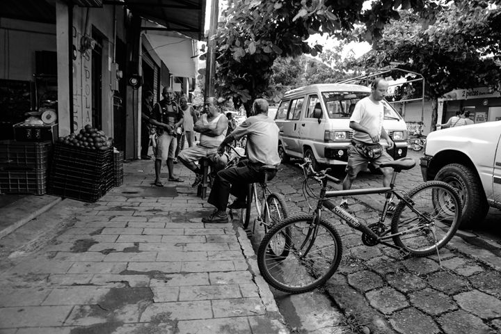 Costa Rican Streets - My Photography
