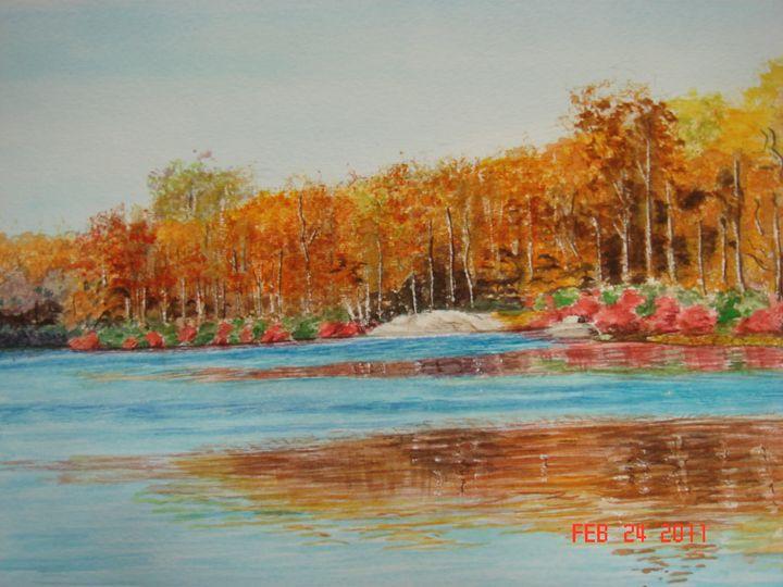 Lake Askoti - Michele L. Squibb