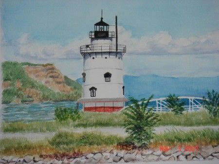 Sleepy Hallow Lighthouse - Michele L. Squibb