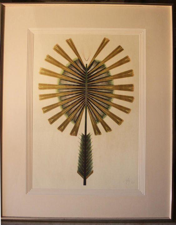 Apothosis of a Pine Tree Philip Aziz - Perrysburg Limited