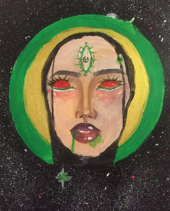 third eye - Anano art
