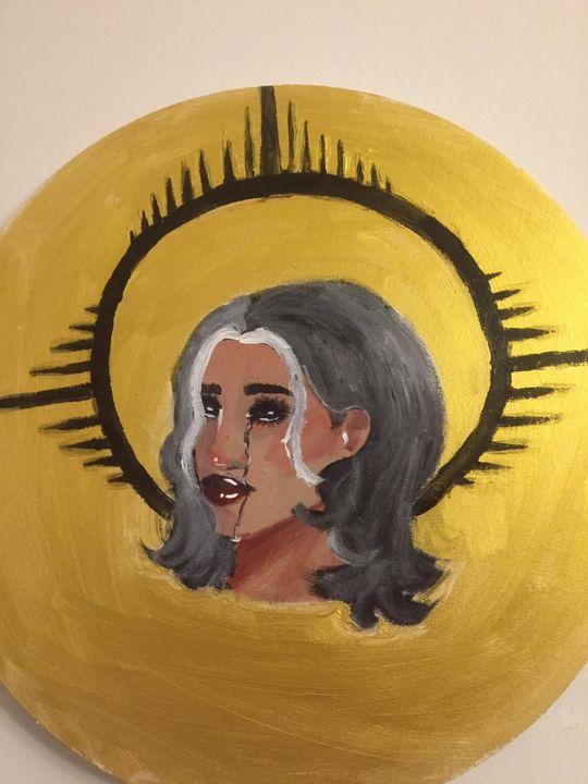 Golden Tears - Anano art