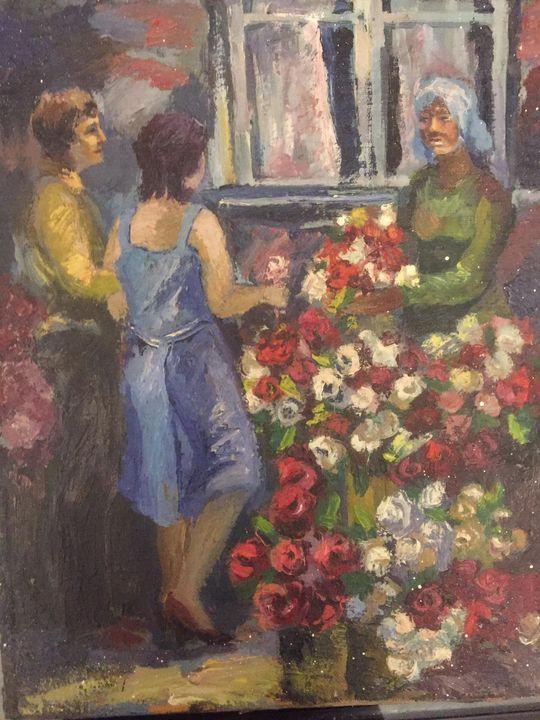 rose shop - Anano art