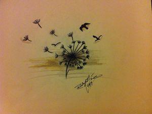 Free soaring - Rachel's Art Gallery
