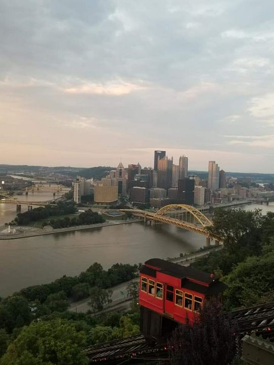 Pittsburgh Incline - Kim's Pictures