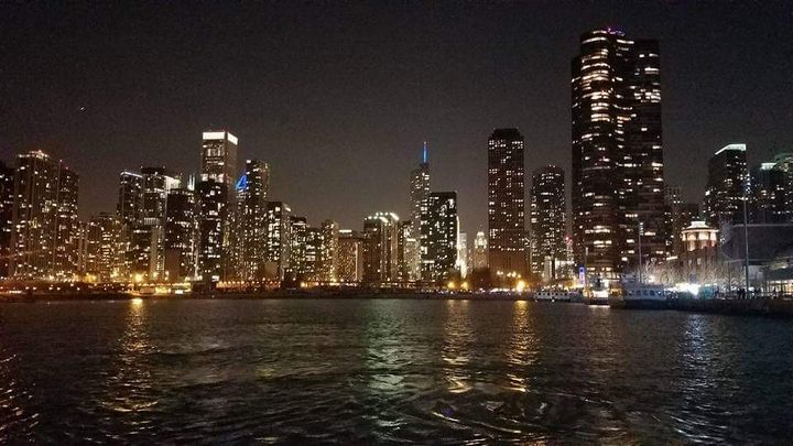 Chicago Skyline - Kim's Pictures