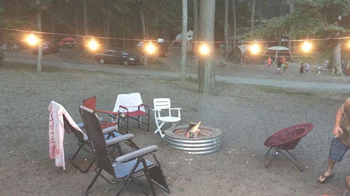 Summer Camping - Kaylee Bracken