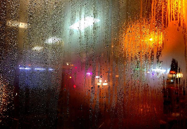 Raindrops - Katia Lima