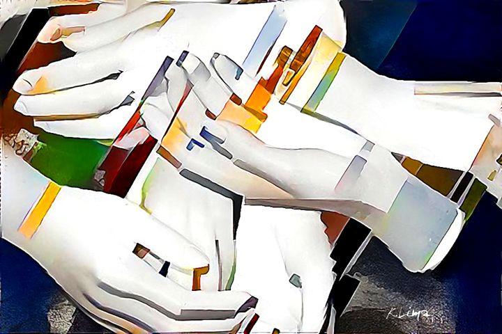 Hands - Katia Lima