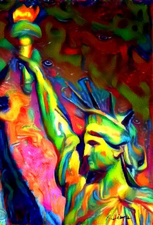 Lady Liberty - Katia Lima