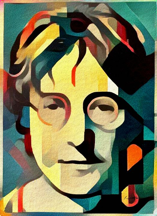John Lennon - Katia Lima