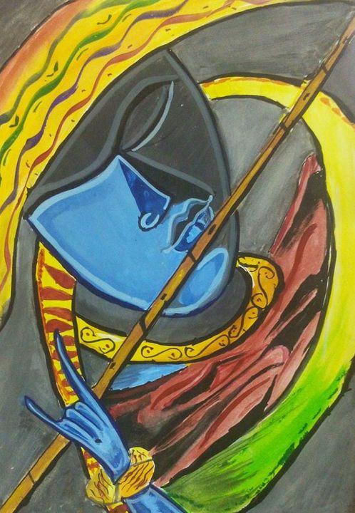 Lord Krishna - Imaginary Art