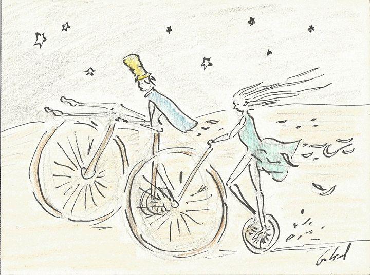 cycling - Gabriel Coelho