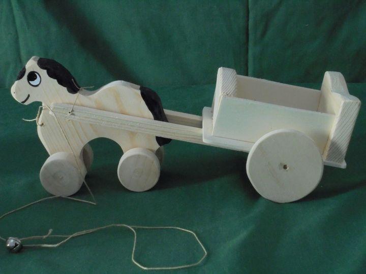 wagon with horse - Gabriel Coelho