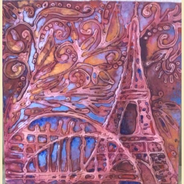 Eiffel Tower - Gulya