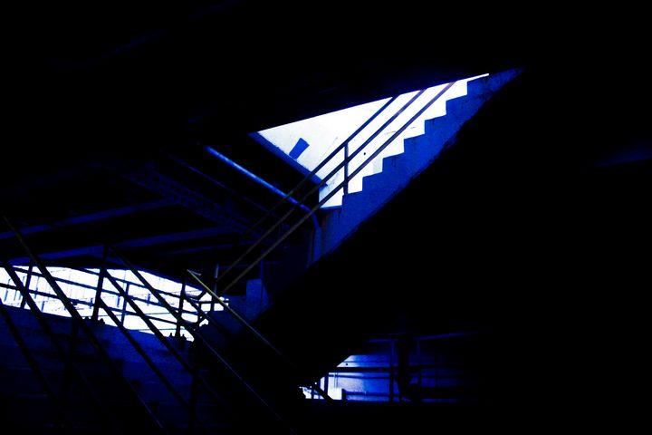 Everything is blue pt 1 - Alyssa Nichole