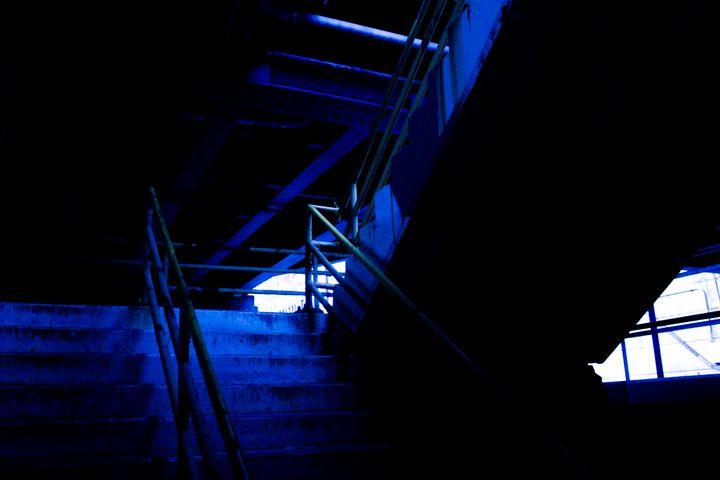 Everything is blue pt 2 - Alyssa Nichole