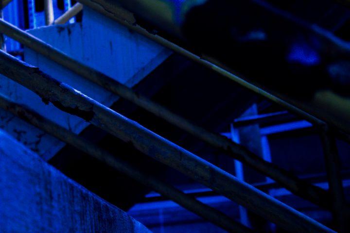 Everything is blue pt 3 - Alyssa Nichole
