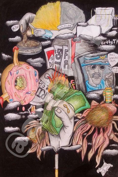 Cigarette - Takarais