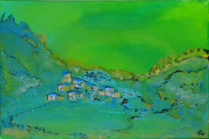 Green Valley - Falke Löwenstein