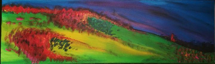 IR Landscape - Falke Löwenstein