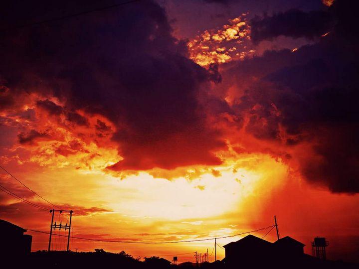 African Sunset - Asaédus Studios