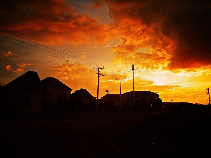 African Sunset 2 - Asaédus Studios
