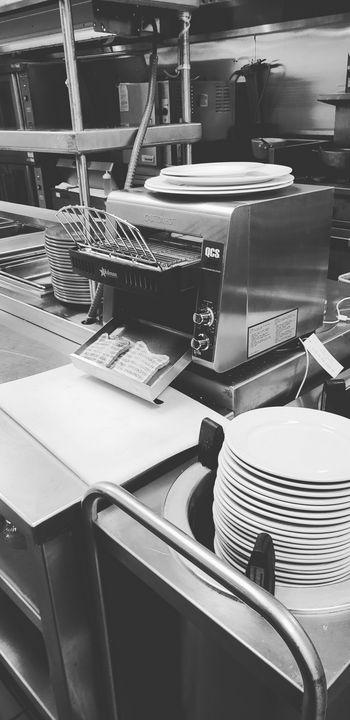 Vintage Kitchen - Asaédus Studios