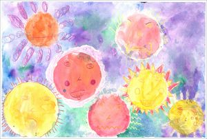 Sun Emotions