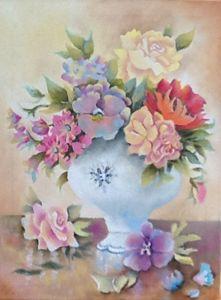 Spring vase of Flowers