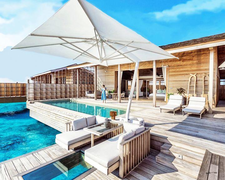 Villas With Ultra-modern Amenities/m - Angelo