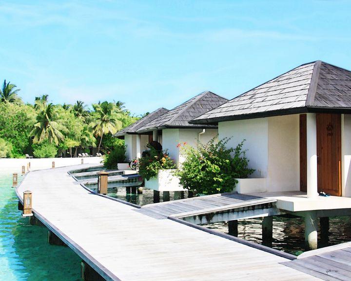 Water Villas Of Maldives Islands - Angelo