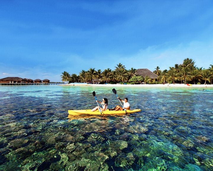 Rowing/maldives - Angelo
