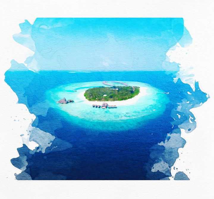 Resort of maldives - Angelo