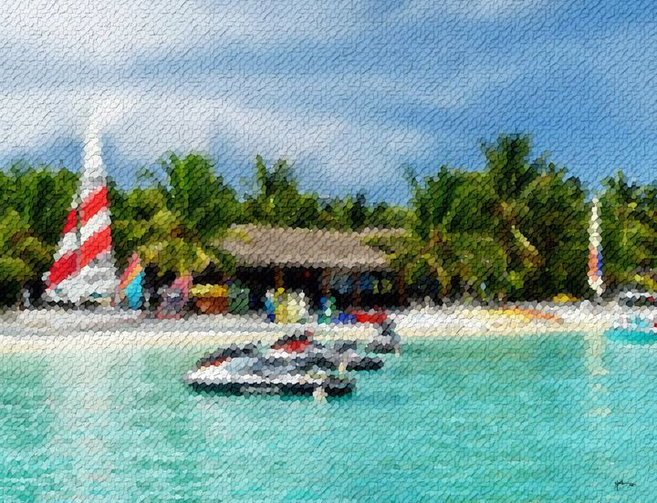 Water-sport-maldives - Angelo
