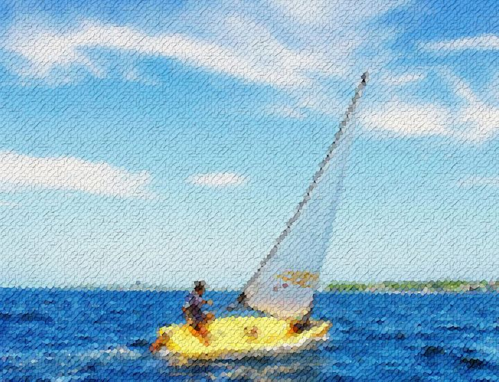 Unforgettable-private-sailing - Angelo