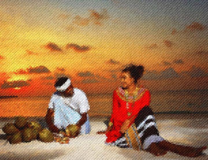 Traditional-dress-maldives - Angelo